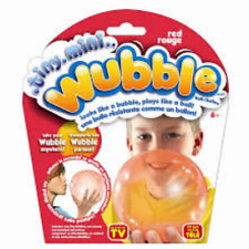 Tiny Wubble Bubble Inflatable Ball No pump Needed Red