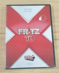 ChessBase Fritz 10 The Ultimate Chess Game Chess Software Sealed