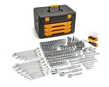 GEARWRENCH 80972, 243 Piece 12 Point Mechanics Tool Set & 3 Drawer Storage Box