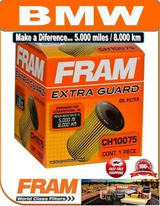 FRAM CH10075 EXTRA GUARD CARTRIDGE OIL FILTER