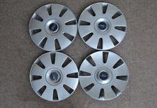 """4x Ford Mondeo Cmax 16"""" p/n 3M51-1000-DC 3M511000DC wheel trim hub cap"""