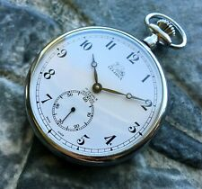 ✩ Vintage LEIJONA cal.6497 Swiss Made old pocket watch 17 Jewels