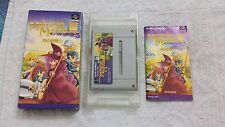 MONSTER MAKER 3 III, NINTENDO SUPER FAMICOM, SFC, JAP/IMPORT/JP