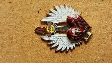Hard Rock Cafe Pin AMSTERDAM Winged Valentine's Day Heart Guitar 2015