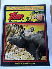1x Comic - Tibor - Sohn des Dschungels Nr. 9 (Softcover)
