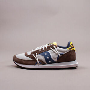 Saucony Jazz DST Grey Navy Abstract Collection New Men Shoes classic S70528-11