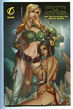 Notti & Nyce #0 May The 4th Be With You Variant Set Mike Debalfo Marat Mychaels