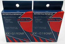 2 x KLE500  1991-1995  Carb Repair and Part Kits