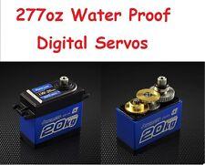 TRAXXAS 277oz Waterproof Steering Servos E-revo Summit E-maxx T-Maxx Servo 1/10