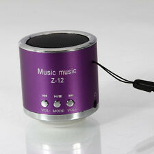 New Mini Z-12 SD USB2.0 Music Sound Box Digital Speaker with MP3 & FM Function