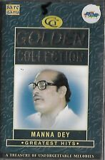 GOLDEN COLLECTION - MANNA DEY GREATEST HITS - BRAND NEW AUDIO CASSETTE