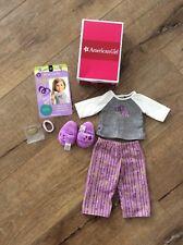 EUC American Girl McKenna's Pajamas- RETIRED