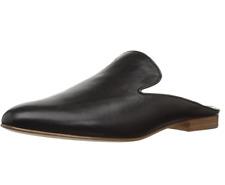 VIA SPIGA Women's Yeo Mule black leather size 10 M