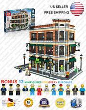 15017 Starbucks Coffee Cafe Shop Barnes Noble Bookstore Creator Blocks 4616 Pcs