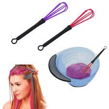 Salon Barber Hairdressing Plastic Hair Color Dye Cream Whisk Mixer Stirrer.