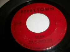 THE JACKSON FIVE-BIG BOY-YOU'VE CHANGED ON STEELTOWN -45-681 VERY RARE RECORD