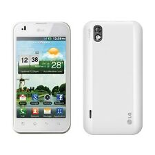 LG Optimus P970 - 2GB - White (Unlocked) Smartphone FRB