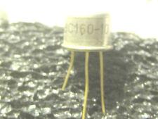BC160-10 PNP medium power transistor 40V 1.5A  3.7W  50MHZ  TO-39  1pcs