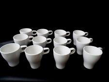 Ikea Färgrik 12 Tassen Weiß Kaffeebecher Becher Kaffeetassen