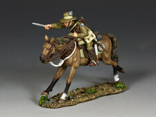 King and Country Australian Light Horse Trooper Charging w/Bayonet AL097