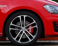x8 Volkswagen VW Golf GTD Brake Caliper Vinyl Sticker Decal JDM Tech Tuning