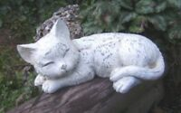 """Latex Cat Mold With a Plastic Backup 9""""L x 4""""H x 5.5""""W"""