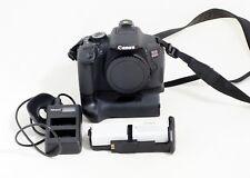 Canon EOS Rebel T4i / 650D 18.0MP Digital SLR Camera Body ONLY 9k SHUTTER COUNT