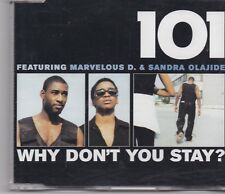 101-Why Dont You Stay cd maxi single