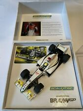 Scalextric C3047A F1 BRAWN GP Jenson Button