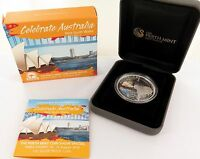 .2010 ANDA SHOW SPECIAL CELEBRATE AUSTRALIA 1OZ 99.9% SILVER PROOF $1+ BOX & COA