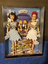 The Flintstones Barbie Collector Doll Silver Label 2008 Cactus Room