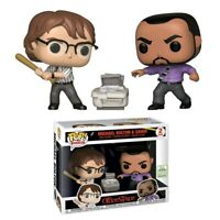 Office Space - Samir & Michael Bolton ECCC 2019 US Exclusive Pop! Vinyl 2-pac...
