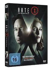 Akte X - Die neuen Fälle [3 DVDs](2016)(NEU/OVP) David Duchovny, Gillian Anderso
