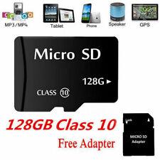 MICRO SD 128 GB CLASSE 10 MICROSD ULTRA SCHEDA MEMORIA + Adattatore