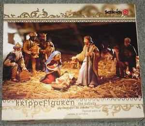 Schleich Krippenfiguren RARITÄT NEU/OVP ! Krippefiguren Krippe Weihnachten