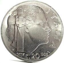 Savoia-Regno d'Italia (Vittorio EM.III) 20 Centesimi 1936