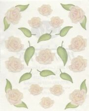 NEW Creative Memories BLOCK STICKER - Wedding Sticker - Roses