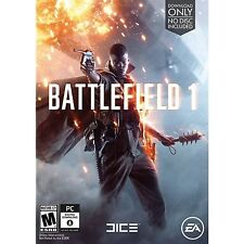 [Edizione Digitale Origin] PC Battlefield 1 [One] *Invio Key via email - ITA
