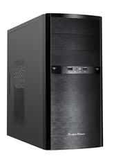 CASE M-ATX DRAGONPOWER GRAFFITI USB3 FRONTALE CON ALIMENTATORE 500W SILENZIOSO