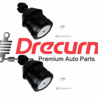 2PC Front Driver Passenger Lower Ball Joints For GM Vehicles Trucks