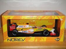 Renault R29 F1 F. Alonso schaal 1:18 Norev NIEUW !