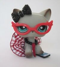 Littlest Pet Shop clothes LPS accessories Custom NERD LOT CAT/DOG NOT INCLUDED
