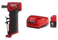 Milwaukee 2485-20 M12 Right Angle Die Grinder With 2.0 Battery and Charger!
