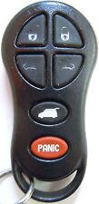 2001-2003 GRAND VOYAGER REMOTE FOB KEYLESS KEY FOB PHOB TRANSMITTER CONTROLLER
