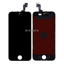 LCD Display Screen + Touch Digitizer Glass Assembly for Apple iPhone SE (Black)