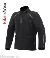 Alpinestars New Land GTX Gore -Tex Black Waterproof Textile Jacket Was £480