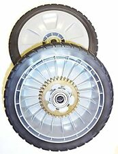 OEM Lawn Mower Rear Wheel Set (2) Honda Mowers HRB HRR 215 216 217 HRT216
