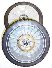 OEM Lawn Mower Rear Wheel Set (2) Honda Mowers HRB HRR 215 216 217 HRT216