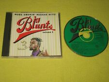 Big Blunts More Smokin Reggae Hits Volume 3 CD Album Dub ft Horace Ferguson Stee