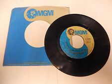 FOSTER SYLVERS hey little girl/i'll get you in the end MGM 45